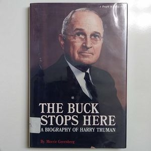 The Buck Stops Here Book